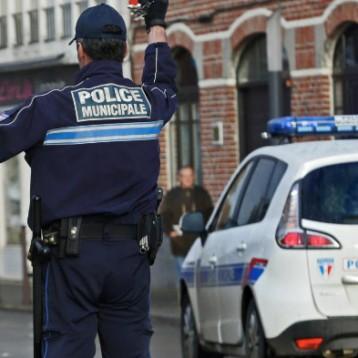 La police municipale de Lille