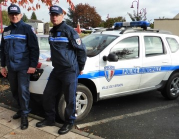 Le fonctionnement de la police municipale