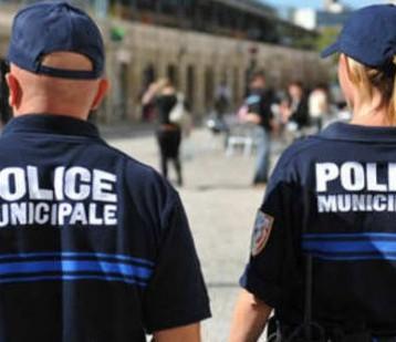 La police municipale de Toulouse