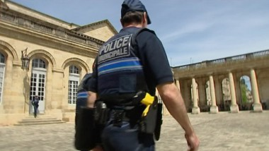 Police municipale de Bordeaux