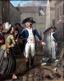Soldats de la Garde nationale 1791