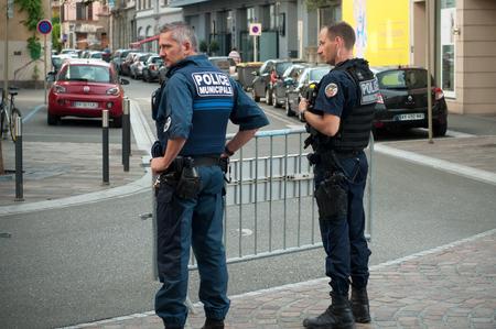 Concours police municipale