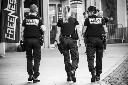 police municipale mulhouse